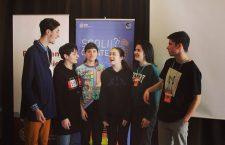 Școli curate, proiect marca Societății Academice din România. Elevii clujeni s-au întânit cu Avocatul Poporului