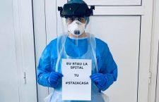 Mesajul unui medic de la Infecțioase: stați acasă!