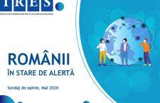 Studiu IRES: 4 din 10 români au ieșit din localitate în prima săptămână a stării de alertă
