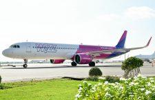Wizz Air prelungește perioada de suspendare a rutelor din România