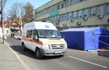 320 de noi cazuri de îmbolnăvire în România. 66 de internați cu Covid-19 în Cluj