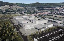 Viitorul Spital Regional de Urgență, simulare computerizată,