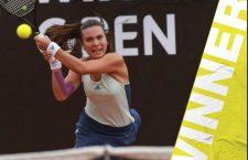 Gabriela Ruse a câștigat turneul Winners Open și un cec de 10.000 de dolari