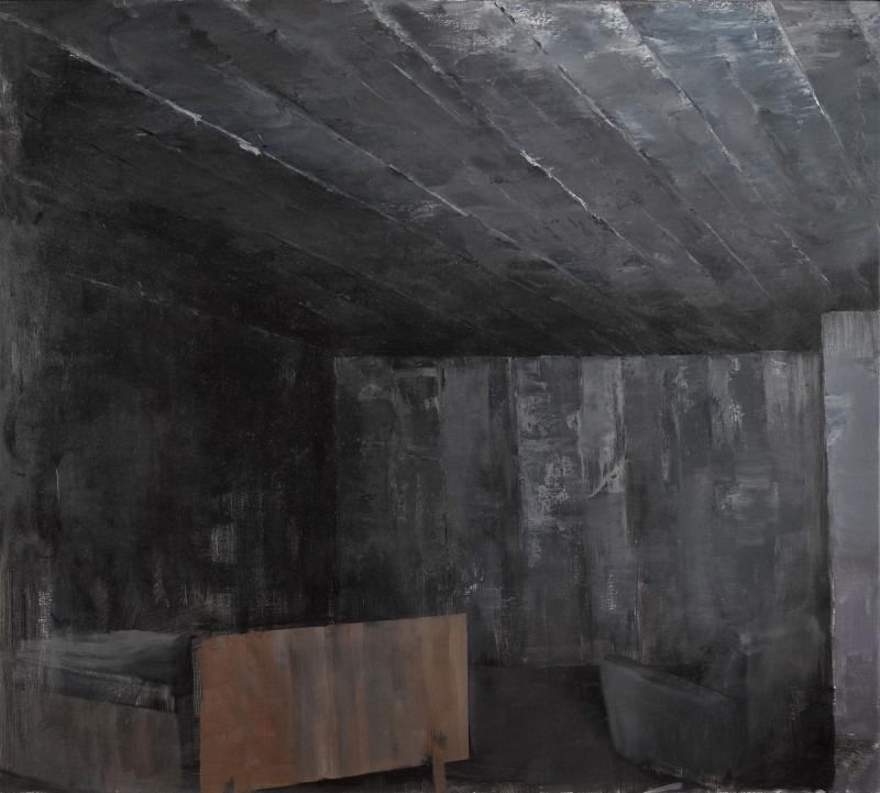 Basement Feelings (2007) Adrian Ghenie   Foto: Sotheby's