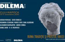 Conferințele Dilema Veche se mută în online din cauza restricțiilor impuse la Cluj. Care este programul