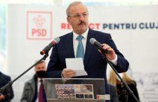 FOTO | Lansare de candidați. Vasile Dâncu, PSD: Vă chem să ne fiți alături în această epocă nouă, de reconstrucție a social-democrației din Transilvania