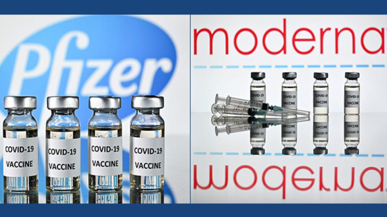 Două vaccinuri. Aparente mici dezavantaje pentru cei vaccinaţi cu Moderna - Transilvania Reporter