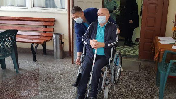 Criză de vaccinuri anti-Covid și în centrele de vârstnici din județul Cluj