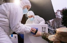 A treia tranșă de vaccin anti-covid a ajuns în România. Peste 20.000 de doze au fost distribuite Clujului