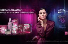 """Catrinel Menghia, de un Farmec românesc, noul ambasador al brandului clujean: """"Frumusețea înseamnă să fii autentic"""""""