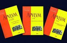 Lansare pe Youtube a ediției 57 a Revistei Apulum – Acta Musei Apulensis a Muzeului Unirii