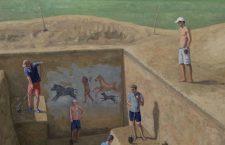 """Secvență din lucrarea """"Thracian Tomb"""", 2020"""