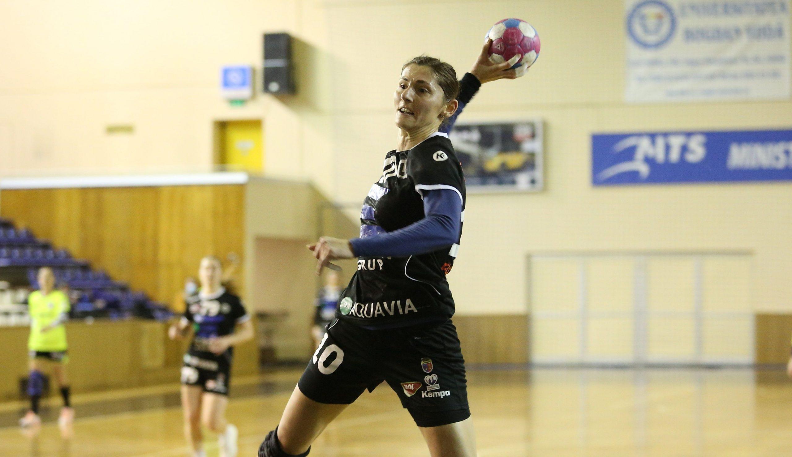 U Cluj handbal feminin