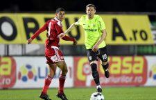 CFR Cluj a spart nuca tare de la Sf.Gheorghe și pune presiune pe FCSB în lupta pentru titlu