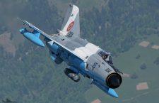 Actualizare — Un MiG 21 Lancer s-a prăbuşit în apropiere de Reghin. Pilotul a fost transportat la Târgu Mureș