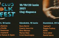 Clujul cu chitara în mână. Trei zile de muzică folk la prima ediție a Cluj Folk Fest