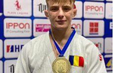Adrian Șulcă și-a făcut singur cadoul de Paști! A obținut medalia de aur la Openul European de la Zagreb