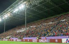 Fanii revin la meciurile de fotbal din România. Condiția pentru a lua loc în tribunele din Gruia sau Cluj Arena