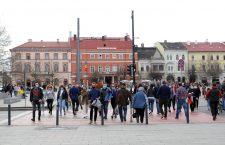 1,84 rata de infectare în Cluj-Napoca, 123 cazuri noi de Covid în județ
