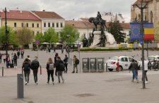 Doar 62 cazuri noi de Covid în județul Cluj, rata de infectare rămâne la 1,6