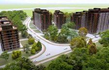 Cartier-gigant în Someșeni. Proiect de 10.000 de apartamente, mall, aprovizionare cu drone, telegondolă și heliport