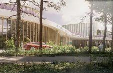 FOTO | Contractul de 31 de milioane de lei pentru proiectarea viitorului Spital de Copii din Cluj, atribuit unei firme de arhitectură din Sevilla