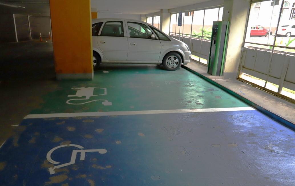 Stație de încărcare Parking Primărie