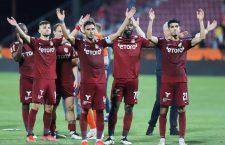 FOTO-VIDEO | CFR Cluj, al treilea an consecutiv în grupele europene. Feroviarii, meci-revanșă cu Young Boys în turul III al Ligii Campionilor