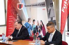 Ambasadorul Israelului în România a vizitat Universitatea Tehnică din Cluj-Napoca