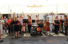 FOTO   Concert unic dedicat cadrelor medicale de la Spitalul Județean Cluj pentru efortul depus în pandemia de coronavirus