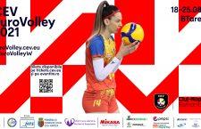 Campionatul European de Volei Feminin debutează miercuri în Sala Polivalentă BTarena din Cluj-Napoca