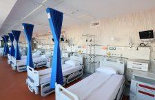 Unitate de Supraveghere şi Tratament Avansat al Pacienţilor Cardiaci Critici dată în funcțiune la Institutul Inimii din Cluj-Napoca