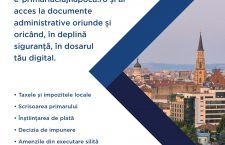 Primăria Cluj-Napoca lansează E-cont – Dosarul digital al cetățeanului