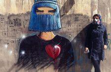 Artista afgană inspirată de Banksy rămâne în Afganistan