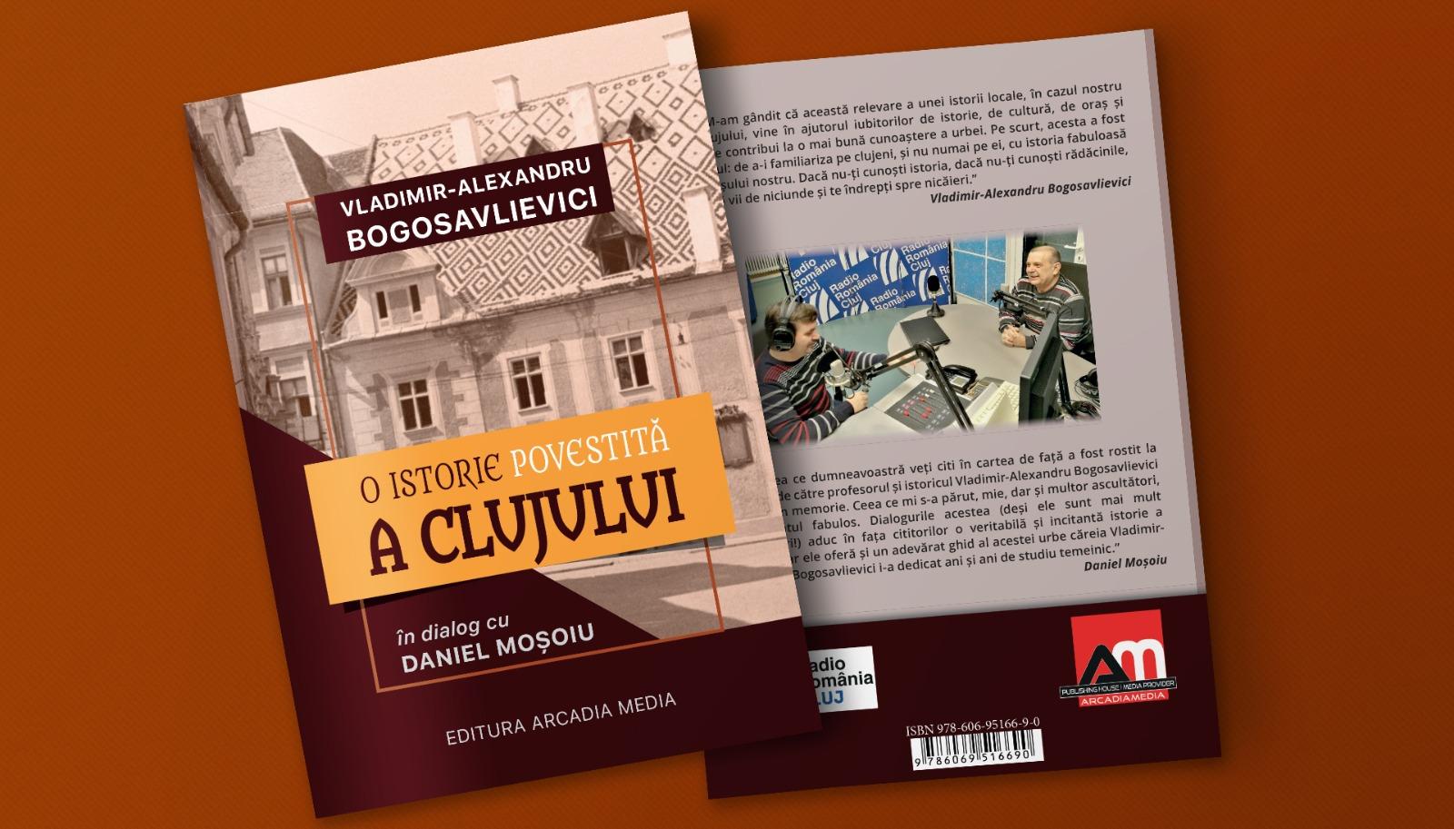 O istorie povestită a Clujului