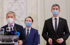 Liderii USR PLUS anunță că a fost depusă moțiunea de cenzură