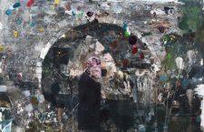 Adrian Ghenie - The Death of Charles Darwin (2013)