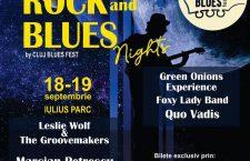 Două zile de rock și blues în Iulius Parc. Line-up format exclusiv din artiști români