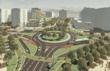 FOTO Cum va arăta zona Piața Mărăști după reamenajare. Conceptul a fost dezbătut public