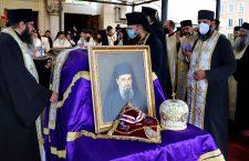 Episcopul Vasile Someșanul a fost înmormântat în Catedrala Mitropolitană