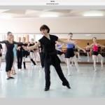 Simona Noja, director al Academiei de Balet din Viena, susține cursuri de balet la Cluj