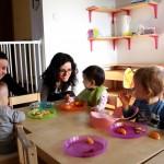 """""""Grădi"""" pentru bebeluși. Educație timpurie pentru cei mici, într-un centru educațional din Cluj"""