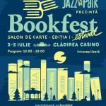 Bookfest, cel mai important salon de carte din România, vine la Jazz in the Park