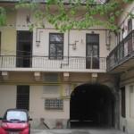 Casa Esterhazy – istorie şi conducte