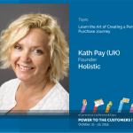 Kath Pay, speaker inclus în Top 50 Email Marketing Influencers, vorbeşte la TeCOMM despre provocările marketingului