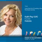 Kath Pay, speaker inclus în Top 50 Email Marketing Influencers, vorbeşte la TeCOMM despre provocările marketingului
