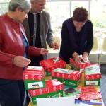 Activităţi sociale şi caritabile de sărbători