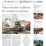 """Nu ratați noul număr Transilvania Reporter, """"Dacă vara nu v-a plăcut, las`că vine ea, toamna…"""""""
