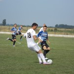 Egal amical între FC Zalău și Olimpia Satu Mare