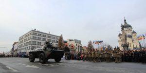 FOTO| Peste 3.000 de oameni, la parada militară de 1 decembrie